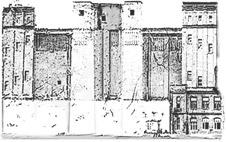 Здание хладокомбината № 10